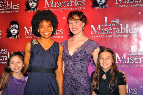 Photos: LES MIS Opening Night After Party