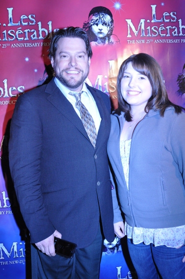Ron Sharpe and Samantha Sharpe Photo