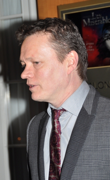 Photo Coverage: LES MIS Opening Night After Party