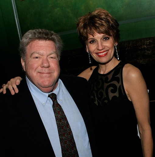 George Wendt and Beth Leavel at 19th Annual Oscar Hammerstein Award Gala