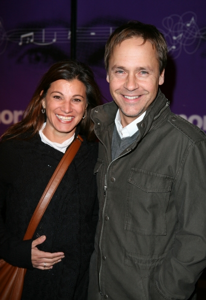 Kim Painter and Chad Lowe Photo