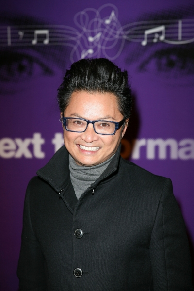 Alec Mapa at NEXT TO NORMAL Opens in Los Angeles!