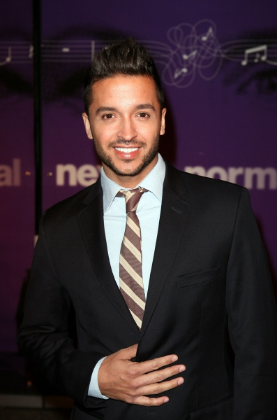 Jai Rodriguez at NEXT TO NORMAL Opens in Los Angeles!