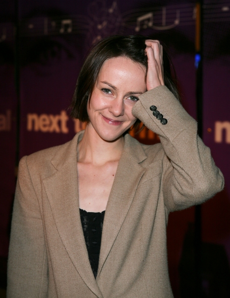 Jena Malone at NEXT TO NORMAL Opens in Los Angeles!