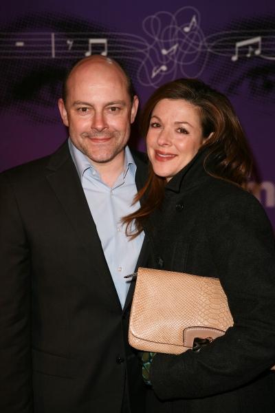 Rob Corddry and Sandra Corddry Photo