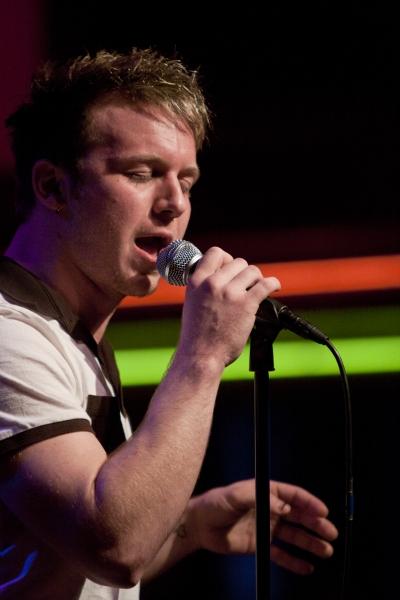 Photo Coverage: Bobby Cronin Plays Birdland