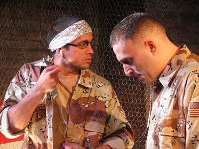 Alesandro Colla and Nathan Ramos