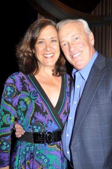 Karen Ziemba and Bill Tatum