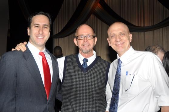 Dan Whitman, Larry Cook and Tom Viola Photo