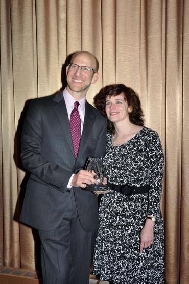 Douglas J. Cohen and Cathy Kiliper Photo