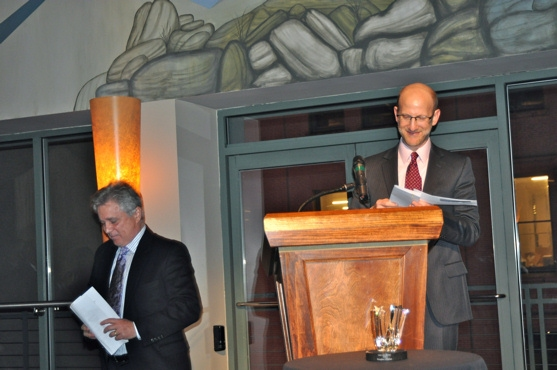Photo Coverage: Stars Honor Douglas J. Cohen with Fred Ebb Foundation Award
