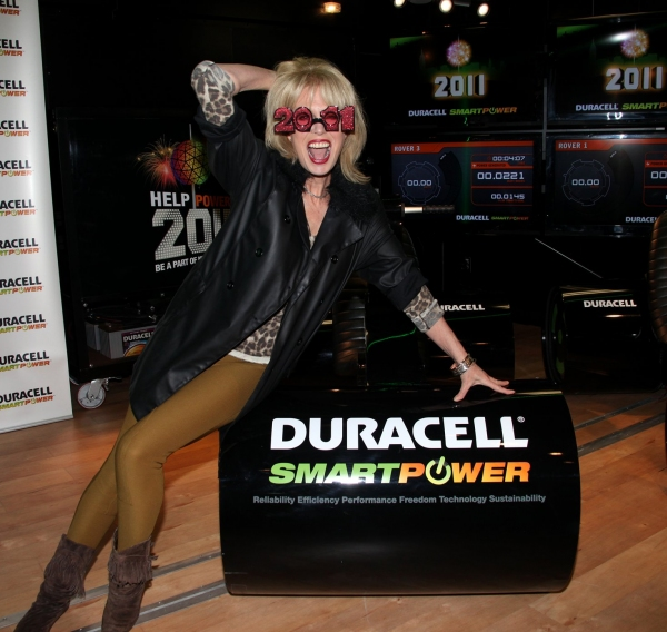 Photo Coverage: Celebs Join Duracell to Prep for New Year's Eve
