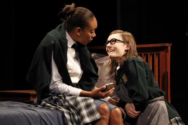 Francesca Choy-Kee and Libby Woodbridge Photo