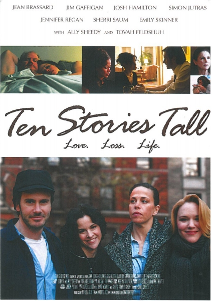 Photo Flash: Sheedy, Feldshuh Introduce TEN STORIES TALL