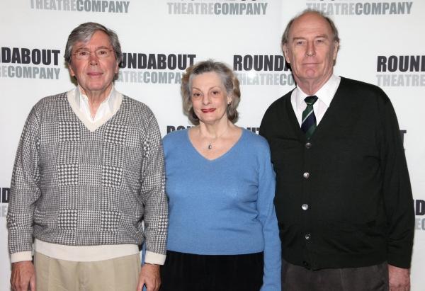 Brian Bedford & Dana Ivey & Paxton Whitehead