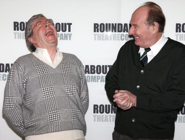 Brian Bedford & Paxton Whitehead