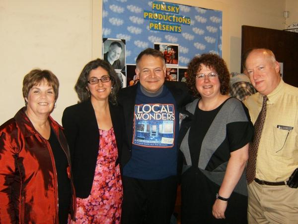 Mary Pat Sieck, Susan Charrette, Paul Amandes, Tamara O'Reilly Photo