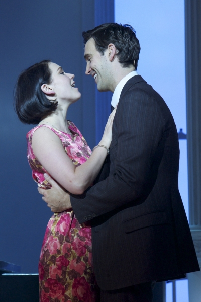 Emma Williams and Michael Xavier