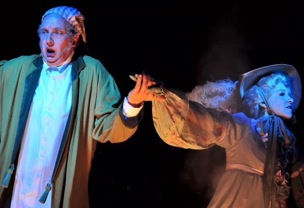 Photo Flash: Beef & Boards Dinner Theatre Presents A Christmas Carol