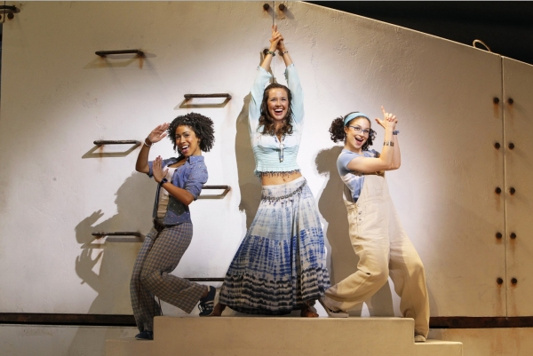Photo Flash: Brescia, McLane, Ferrell & More in MAMMA MIA!