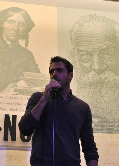 Photo Coverage: The Songs of Scott Alan at Barnes & Noble