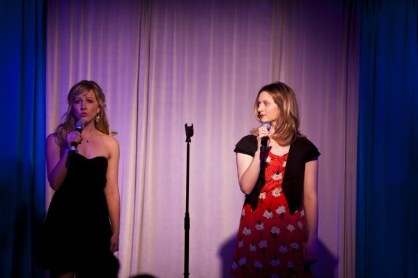 Libby Servais and Felicia Ricci Photo
