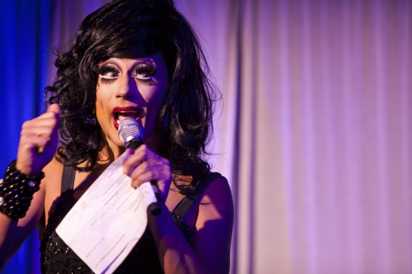 Bianca Del Rio at Annual Benefit for TRINITY PLACE