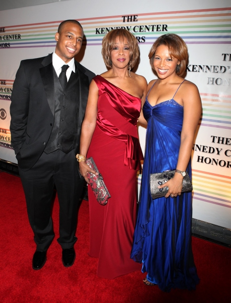 William Bumpus , Gayle King & Kirby Bumpus