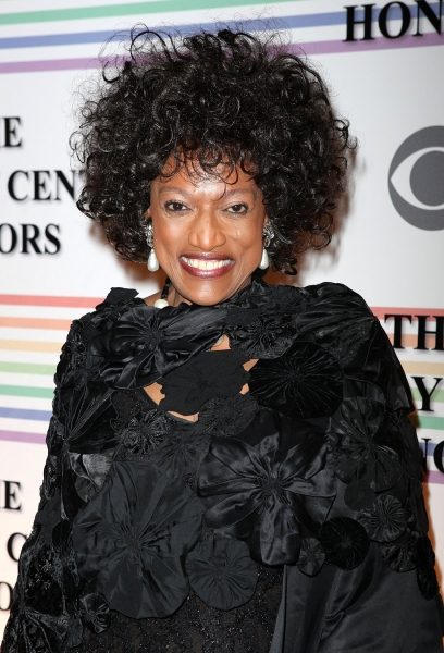Jessye Norman at 2010 Kennedy Center Honors Red Carpet Part 1