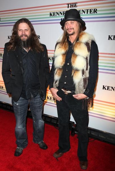 Jamey Johnson  & Kid Rock Photo