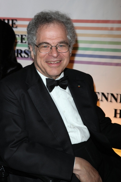 Itzhak Perlman at 2010 Kennedy Center Honors Red Carpet Part 2
