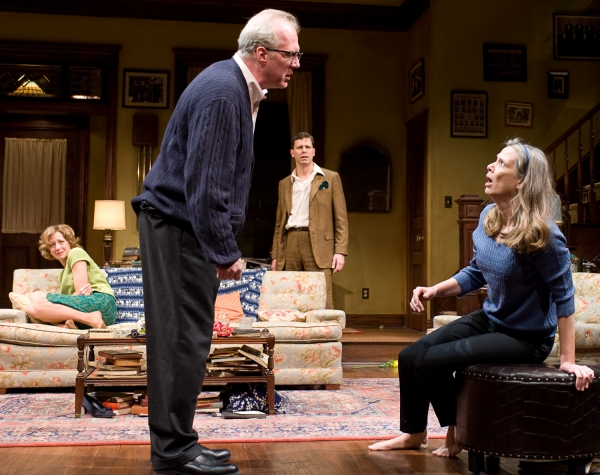 Photo Flash: Steppenwolf Presents WHO'S AFRAID OF VIRGINIA WOOLF?