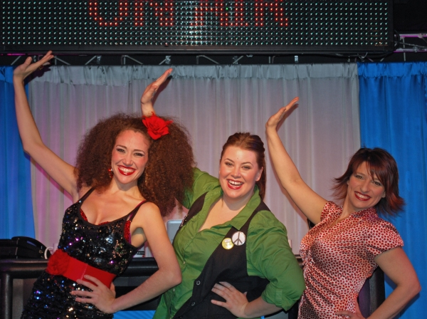 Photo Flash: GIRL TALK at Midtown Theatre