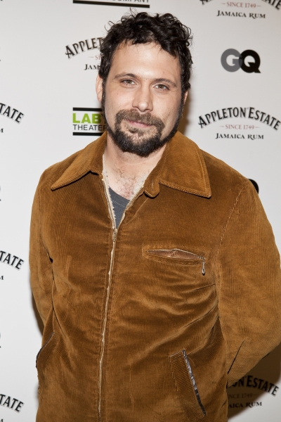 Jeremy Sisto at Bibb, Rockwell et al. Team Up for 'Celebrity Charades Fight Night'