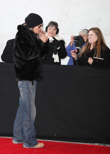 Kid Rock at Photo EXCLUSIVE: Rehearsal Arrivals for the 2010 Kennedy Center Honors