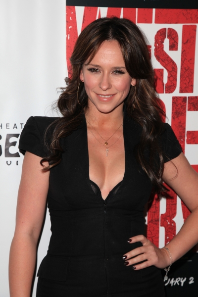 Jennifer Love Hewitt at Opening Night Of WEST SIDE STORY In LA