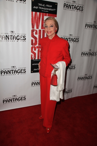 Anne Jeffreys at Opening Night Of WEST SIDE STORY In LA