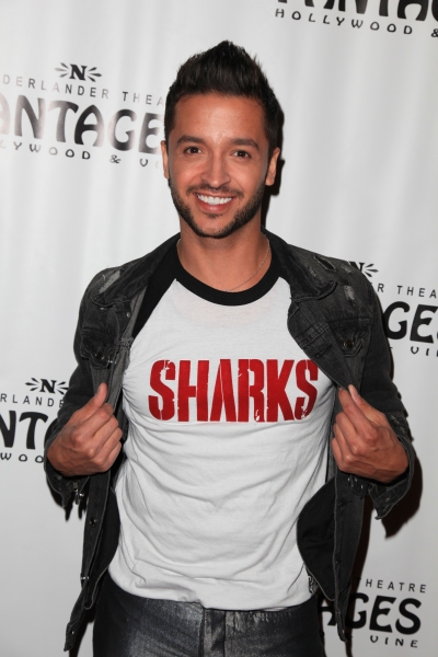Jai Rodriguez at Opening Night Of WEST SIDE STORY In LA