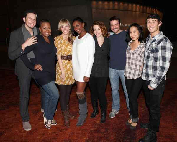 Photo EXCLUSIVE: Meet the Cast of Arena's OKLAHOMA!