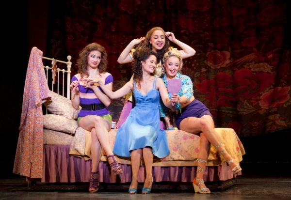 Photo Flash: WEST SIDE STORY National Tour!