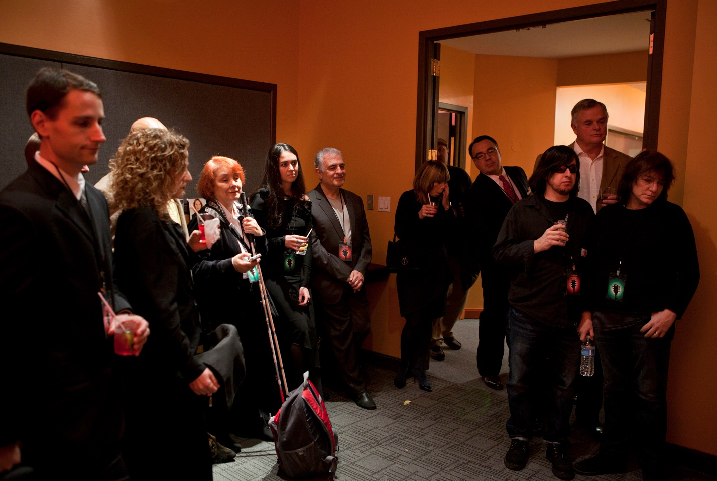 Photo Coverage: Visionary Media For Blind Composers Opens Its Doors