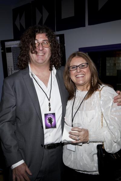 Doug Maxwell and wife Liz Caplan