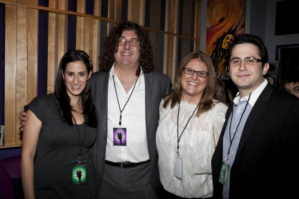 Jennifer Hallie Rosen (Diamond), Doug Maxwell, Liz Caplan and Rob Diamond