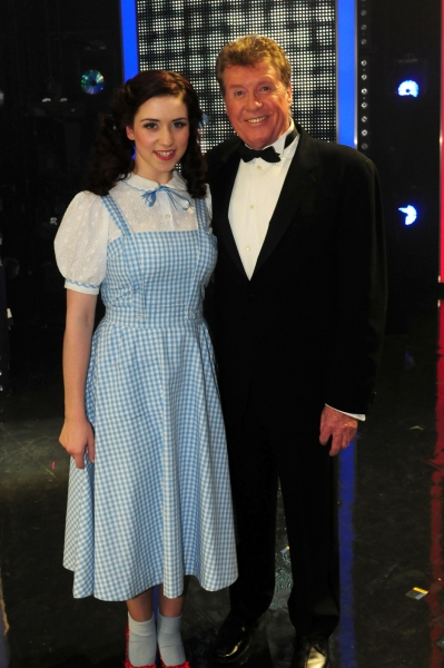 Photo Flash: Michael Crawford & Danielle Hope at the Royal Variety Performance