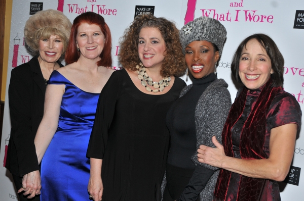 Loretta Swit, Kate Flannery, Mary Testa, Brenda Braxton and B Smith