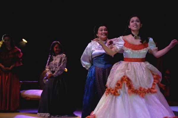 Cara Barredo, Pinky Marquez, Lora Nicolas