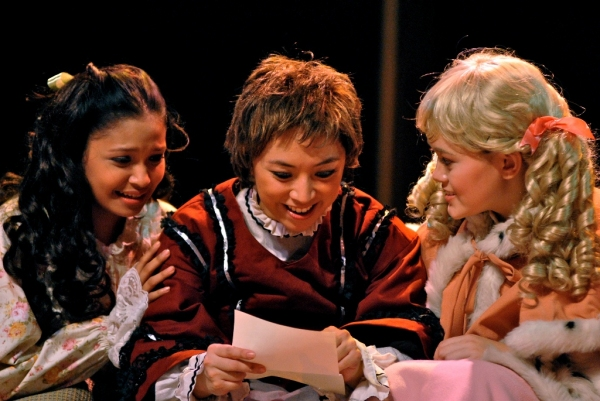 Photo Flash:  Repertory Philippines Presents LITTLE WOMEN