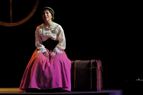 Photo Flash:  Repertory Philippines Presents LITTLE WOMEN