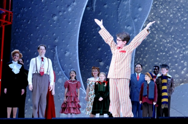 Photo Flash: Opening Night of A CHRISTMAS STORY in Seattle