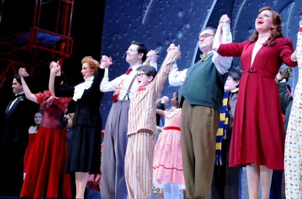 Photos: Opening Night of A CHRISTMAS STORY in Seattle